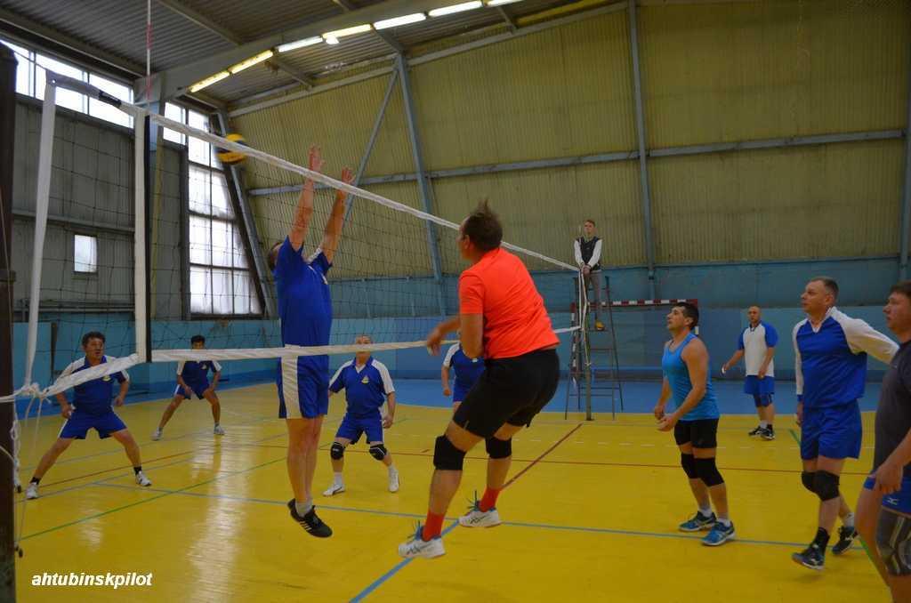 Спортивный день в Ахтубинском районе