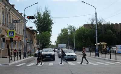 Пешеходные переходы приподнимут над дорогой