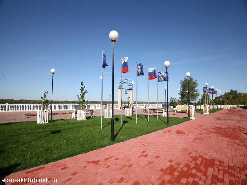 За предыдущие три года в развитие заречной части города Ахтубинска вложено более 93,5 миллионов рублей