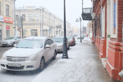 Гидрометцентр рассказал о погоде в новогодние каникулы на юге России