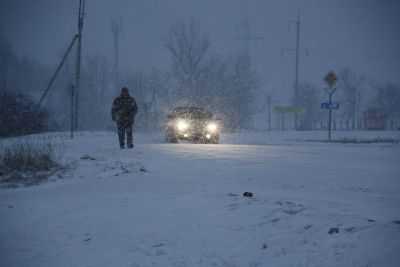 Астраханскую область заметет снегом, а потом резко потеплеет