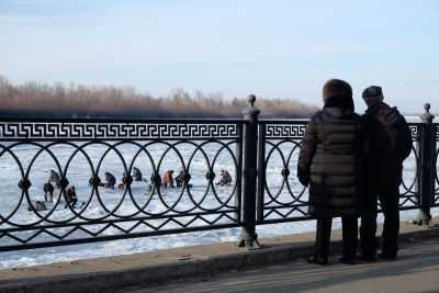 Рыбную аномалию зафиксировали в Астраханской области