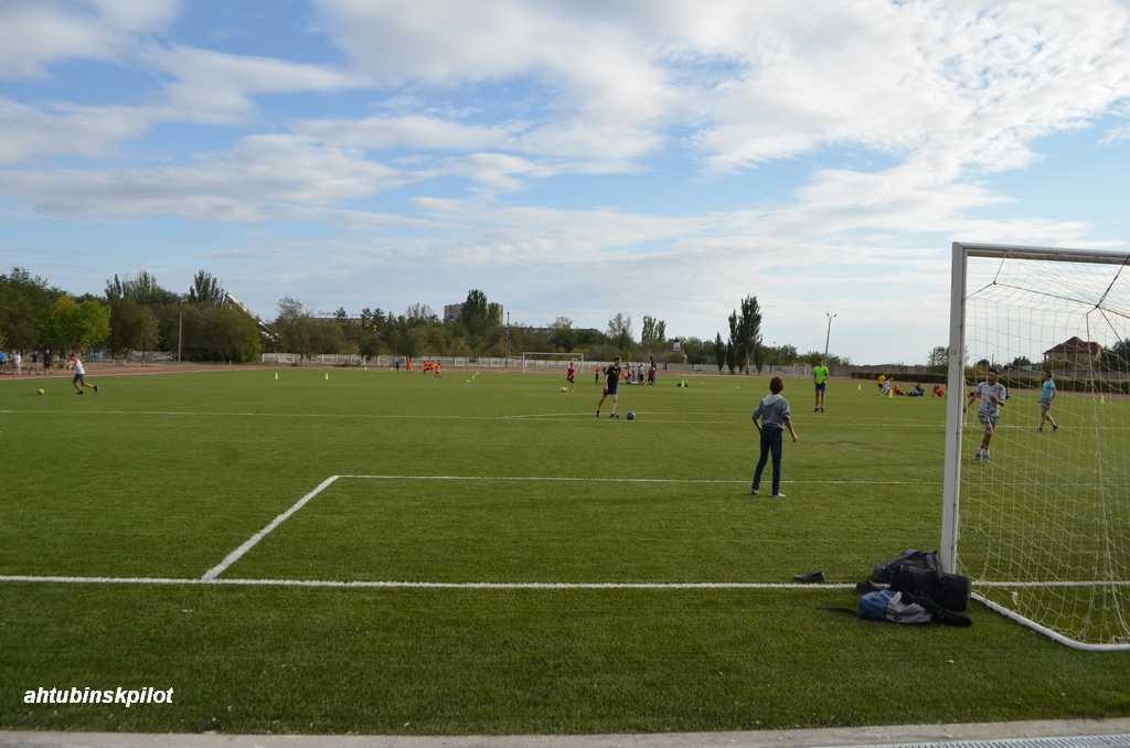 Региональный центр спортивной подготовки Волгарь планирует поднять детский футбол