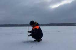 Мониторинг толщины льда
