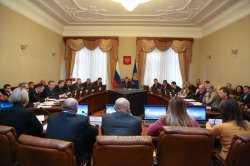 Сергей Морозов определил этапы разработки Стратегии развития Астраханской области