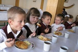 Астраханским детям запретят приносить в школу еду из дома