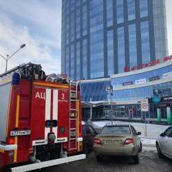 Объявили эвакуацию в «Волгоград –сити»