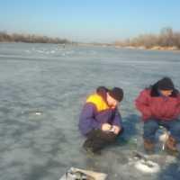 Спасатели не рекомендуют выходить на ледовое покрытие