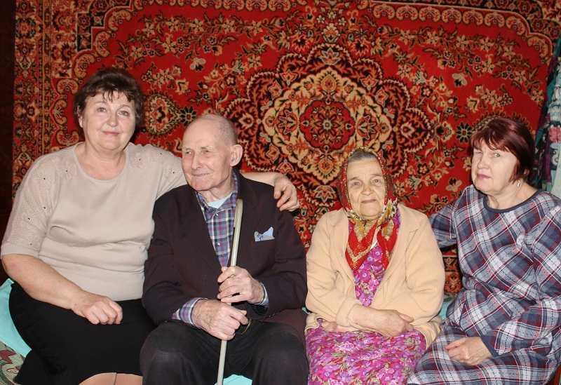 Житель Ахтубинска встретил своё 90-летие