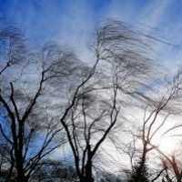 Оперативное предупреждение - усиление ветра