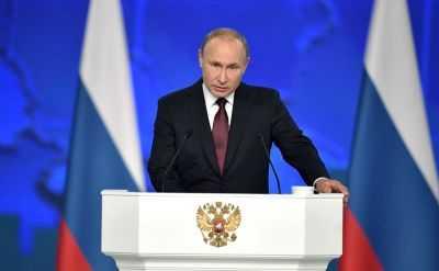Владимир Путин предложил пересчитать пенсии