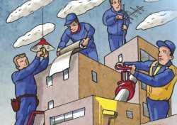 Сергей Морозов призвал «чистить рынок» управляющих компаний ЖКХ