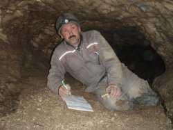 Записки астраханского натуралиста. О карстовых пещерах Баскунчака