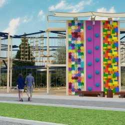 Веревочный парк и луна-парк появятся в ЦПКиО в Волгограде