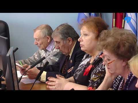 Заседание общественно консультативного совета