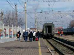 Открывается новый маршрут поезда Астрахань-Имеретинский курорт