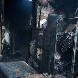 Трех мужчин обнаружили заживо сгоревшими в Волгоградской области