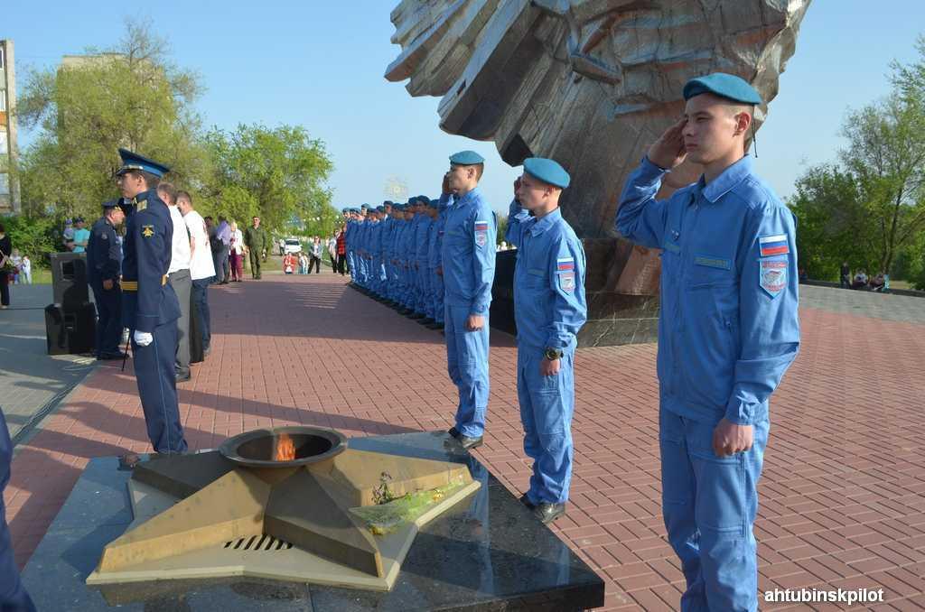 Администрация города Ахтубинска стала инициатором новой патриотической акции