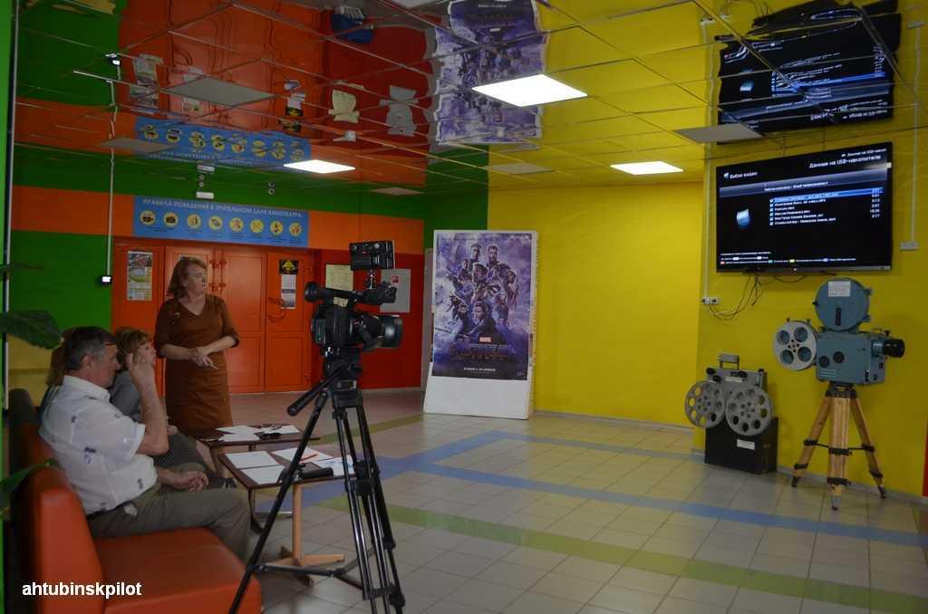 Ахтубинские школьники дебютировали в конкурсе «Юный тележурналист»