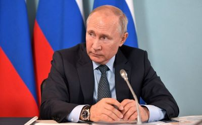 Путин в Ахтубинске: в Астраханской области планируют создать портовую ОЭЗ