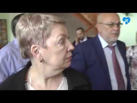 Министр просвещения РФ Ольга Васильева побывала в школе №1