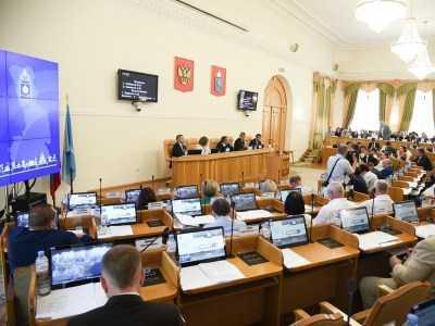 Астраханские депутаты одобрили в первом чтении новые штрафы за выпас животных без контроля