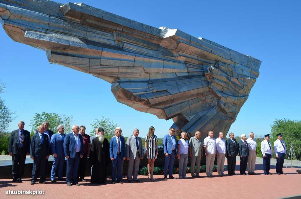 Ахтубинск живет, пока он летает. Летно-испытательный центр отметил свой шестидесятилетний юбилей