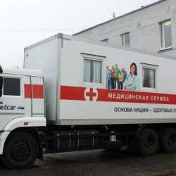 Около тысячи обследованных: автопоезд здоровья продолжает работу в Ахтубинском районе