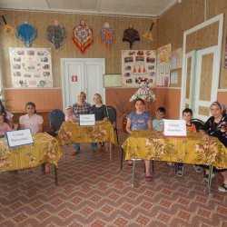 В Международный день Семьи в Доме культуры с. Удачное провели ряд мероприятий