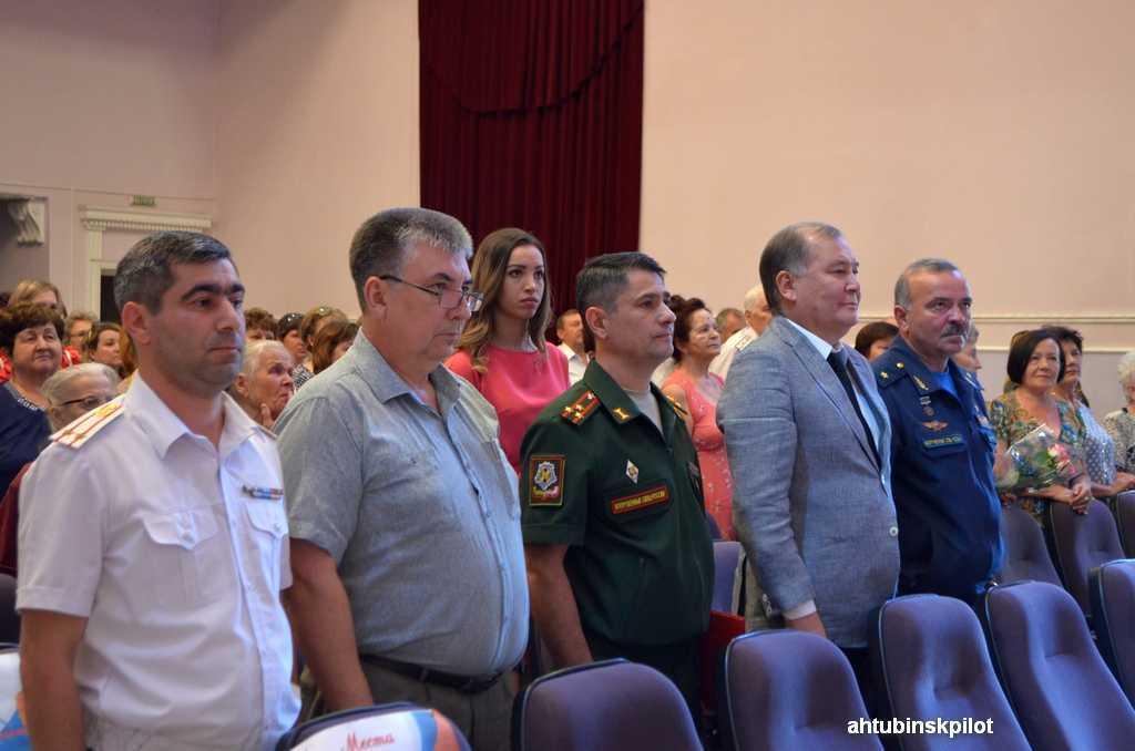 Ахтубинский военный госпиталь отпраздновал свой 65-летний юбилей