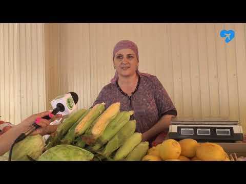 Продукция местных сельхозпроизводителей на рынках города