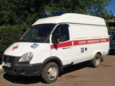 В Советском районе Астрахани убили человека