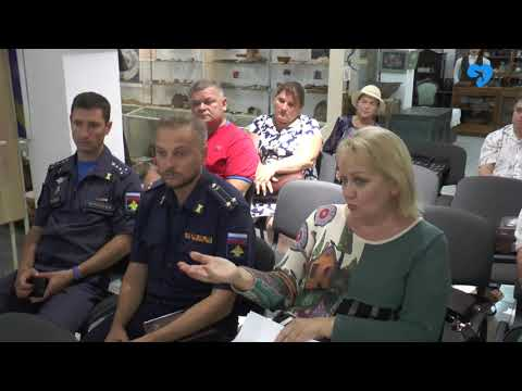 Заседание военного российского исторического общества