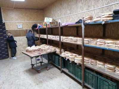 В Астрахани прикрыли подпольную пекарню