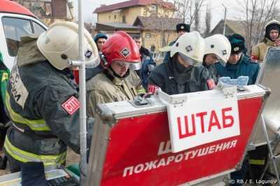 В Астраханской области за сутки произошло 23 пожара, в том числе несколько серьезных