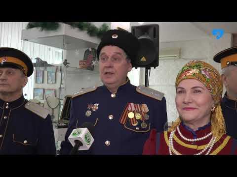 Казачий ансамбль Вольница