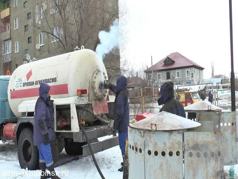 Жители многоквартирных домов по улицам Величко 12 и Затонская 5 получили газ!