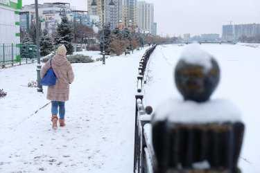 Гидрометцентр пообещал астраханцам аномальную погоду зимой
