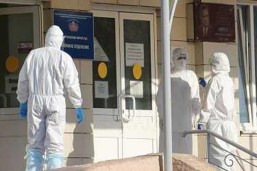 Число пациентов ковид-госпиталей засутки выросло. Ситуация скоронавирусом вАстраханской области