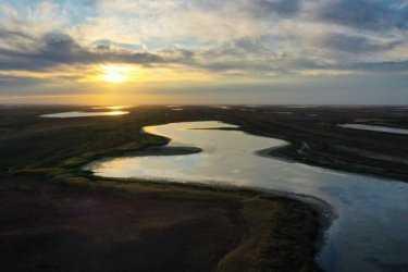 Дефицит снега может осложнить ситуацию спаводком вАстраханской области