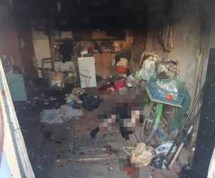 От взрыва на севере Астраханской области мужчину разорвало на части