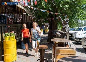 О 43-градусной жаре в Волгоградской области предупредил Гидрометеоцентр