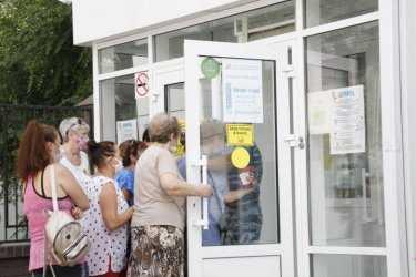 Астраханцев насторожили объявления опроверке счетчиков горячей водына подъездах