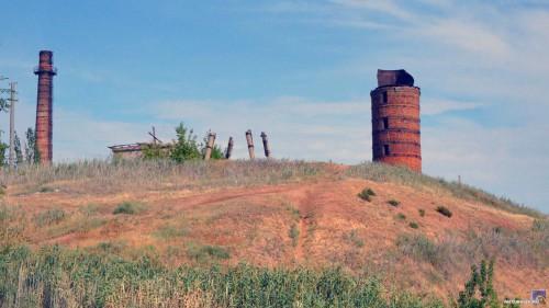 Водонапорная башня консервного завода