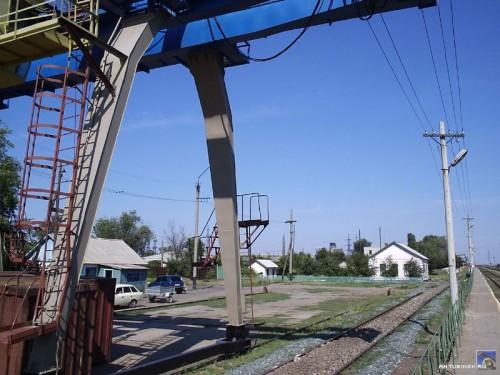 В порту, Петропавловка